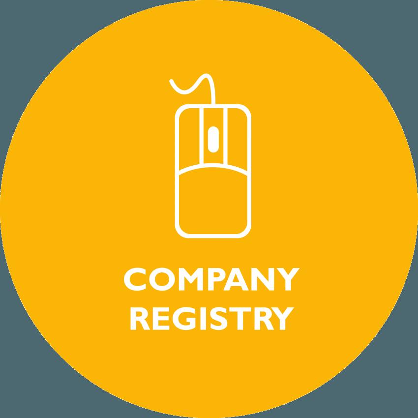 Company Registry - Simple Company Registration