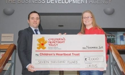 The Ortus Group chooses Children's Heartbeat Trust as Annual Charity Partner