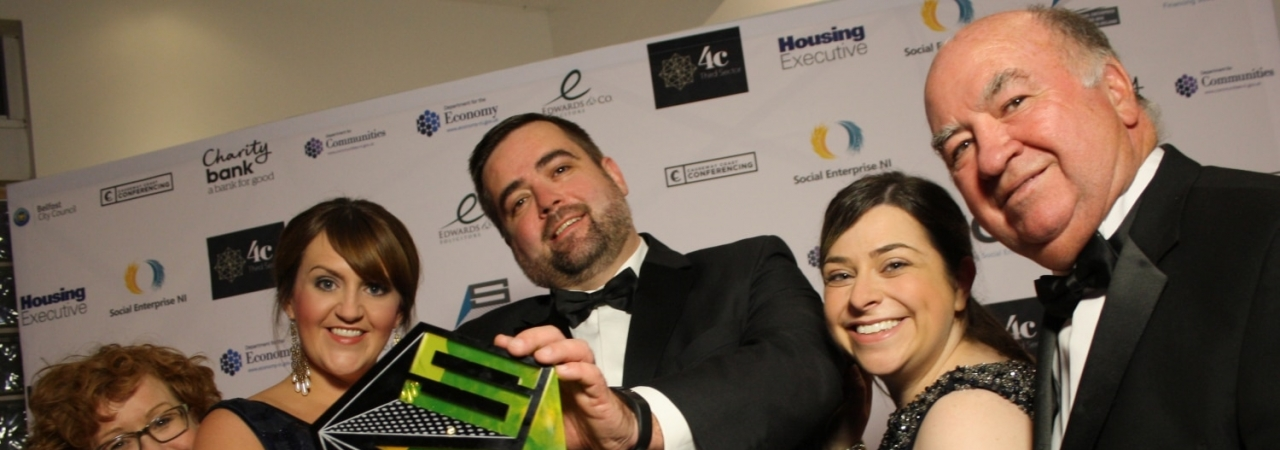 NI Social Enterprise of the Year 2016 - The Ortus Group